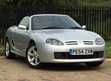MG Tf, 2004 (54), Manual Petrol, 57,446 miles, LOW MILES, NEW MOT, NICE CAR