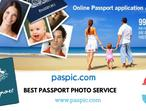 Get Your Passport Photo Now with Paspic