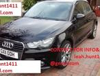 Audi A1, 2011 (11) Black Hatchback, Manual Petrol, 47,000 miles