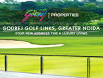 Godrej Golf Links - State of the Art and Plush Development in Greater Noida