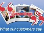 Redefine your Brand Image with Brownings' Bespoke Signs