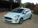 2017 Ford Fiesta 1.0 T EcoBoost Zetec B&O Play Series, Manual Petrol, 6,700 miles