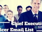 Chief Executive Officer Email List (Updated On JUN)