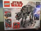 BOXED LEGO Star Wars The Last Jedi 75201 First Order AT-ST Walker