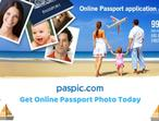 Get Online Passport Photo Today | 100% Free Delivery