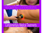 ACUPUNCTURE , LASER LIGHT THERAPY ,  CUPPING THERAPY