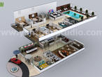 Modern Floor Plan Designer Liverpool, UK