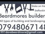 Beardmores builders are a family run business based in Stoke on trent