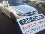 Mercedes SBC Pump C249F fault Car Clinic Ireland L.Derry