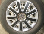 Vw t5 wheels with tyres and trims
