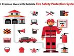 Protect Precious Lives with Reliable Fire Safety Protection Systems