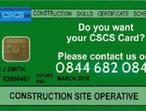 CSCS Test, CSCS Card, CSCS Training, Health and Safety Test - Call now