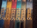 Rare hurculese DVD collection tv series