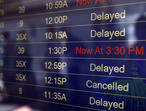 Delayed Flight?
