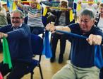 Strength and Balance, Falls prevention courses