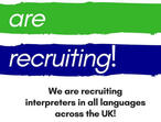 Freelance Interpreter - UK Wide