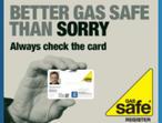 PLUMBER/GAS SAFE ENG 24-7