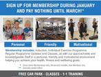 January Gym Membership Deal - Newbury