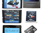 EVERDRIVE FLASH Cartridge Sega Genesis, Super NES, Nintendo DS, Gameboy Advance +500 Games