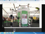 Exhibition Plinths and Display Plinths from Coker Exhibition Systems Ltd.
