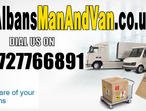 Man and Van or Removals