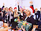 Book Best Restaurant for Christmas Office Party - The Stuart Hotel