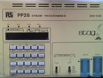 STAG PP28 (RS 300 - 530) 21 & 25v EPROM (25 & 27 Series) Programmer - WORKING