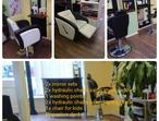 Hairdressing set for salon