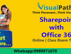 SharePoint Training in Hyderabad | SharePoint Online Training