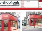 pirate proof doors | shop fronts London| remote control shutters