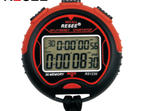 Sports stopwatch Resee RS-1230 | digital display format for 12 hours and 24 hours 30 memories rebel stopwatch for sale