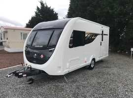 Swift Eccles 480 2019 Model 16ft