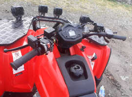 Adly quad atv