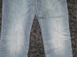 Mens Blue designer Jeans
