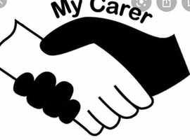 Carer seeking client