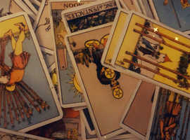 Psychic Tarot Reading Celtic Cross Spread Ten Card Reading Sent By Email £10