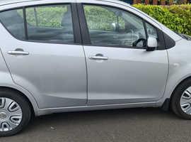 Vauxhall Agila, 2012 (62) Silver Hatchback, Manual Petrol, 42,900 miles