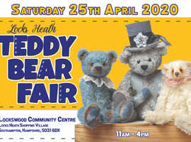 Locks Heath Teddy Bear Fair