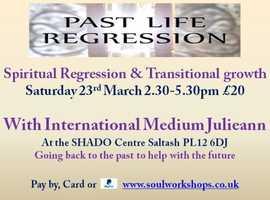 Spiritual Regression