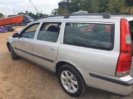 Volvo 70 SERIES, 2002 (02) Silver Estate, Manual Diesel, 191,560 miles