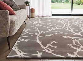 Clad the floors of your home in classic &contemporary designs using Romo Villa Nova UK rugs!