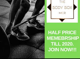 Half price group training membership untill 2020!!!