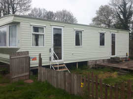To let 2 bedroom mobile home with garden/ parking near Cullompton Devon