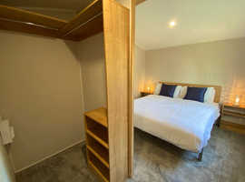 Luxury static caravan at Tattershall Lakes Country Park