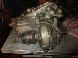 Gearbox for Lancia Thema 8.32