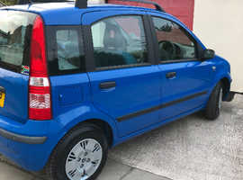 £1550 *** Fiat Panda, 2006 (56) Blue Hatchback, Automatic Petrol, only 69,800 miles in very good condition