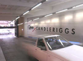 Parking space for lease- Glasgow Q-Park Candleriggs