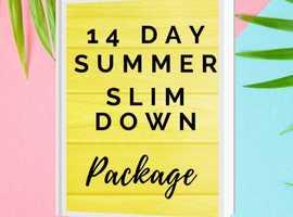 14 Day Summer Slim Down