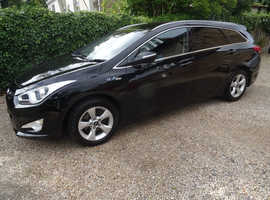 DIESEL ESTATE Hyundai i40 1.7 CRDi ACTIVE  2014 (14)