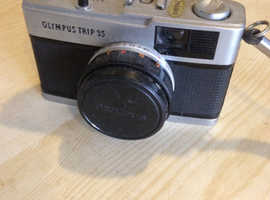 Original Olympus Trip 35MM Camera